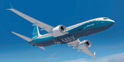 Boeing 737-MAX9 Artwork