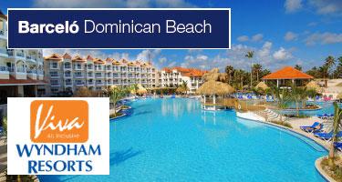 Viva Wyndham Negocia Con Barceló Qued El Dominican Beach