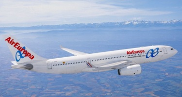 Arranca este lunes el segundo vuelo semanal de air europa - Oficinas de air europa ...