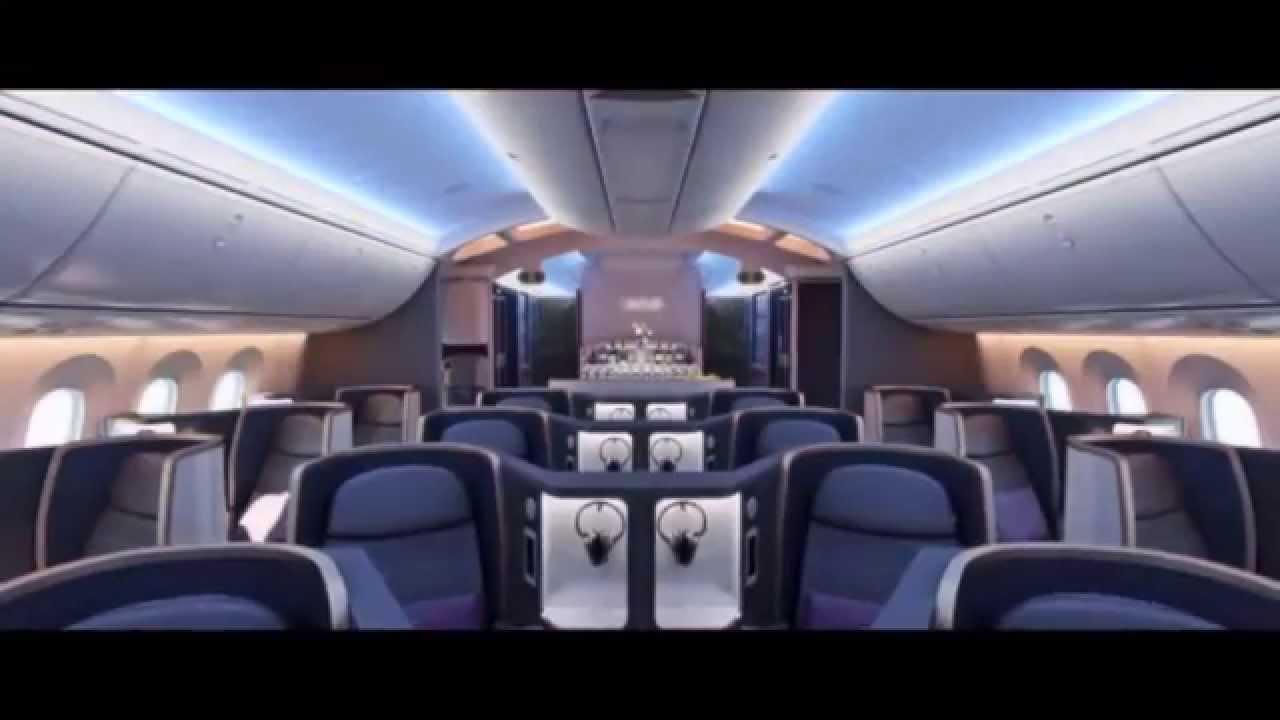 noticias de boeing 787