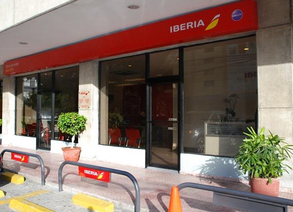 La renovada iberia se consolida en rd estrena oficina comercial noticias de turismo - Oficinas de iberia ...