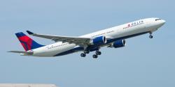 A330-300 DELTA MSN1627 - TAKE OFF