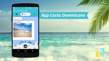 Banco Popular presenta aplicación que muestra las playas de República Dominicana