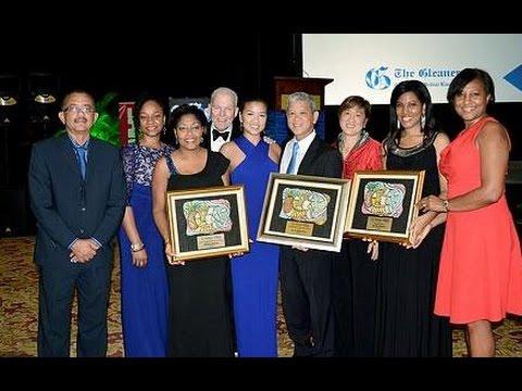 Jamaica galardona alta calidad de su industria turística en Awards 2016