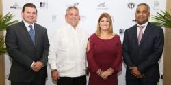 (PRINCIPAL) Andrés Marranzini, Roberto Henríquez, Marcelle Álvarez y Joel Santos