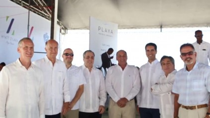 Histórico arranque de Hyatt Zilara y Ziva en Cap Cana