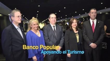 Presidente del Banco Popular estima turismo crecerá este año a un ritmo de un 7%