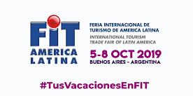 Resultado de imagen para FIT Turismo 2019