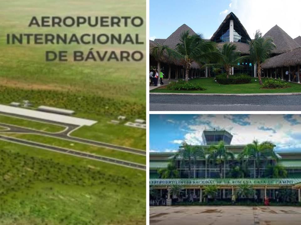 La zona Este tendrá tres aeropuertos con el de Bávaro - Noticias de turismo  - arecoa.com
